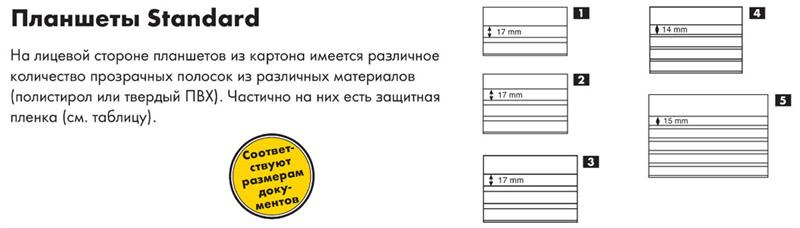 марки в планшете