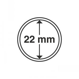 Капсула для монет CAPS 22 мм