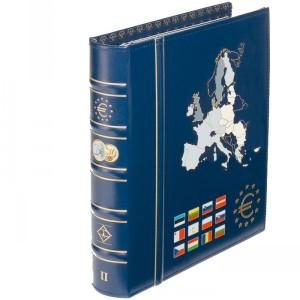 Альбом OPTIMA VISTA для монет евро - том 2 (ПОД ЗАКАЗ)