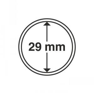 Капсула для монет CAPS 29 мм