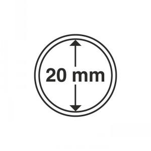 Капсула для монет CAPS 20 мм