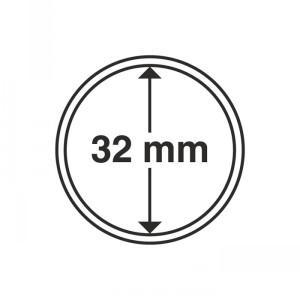 Капсула для монет CAPS 32 мм