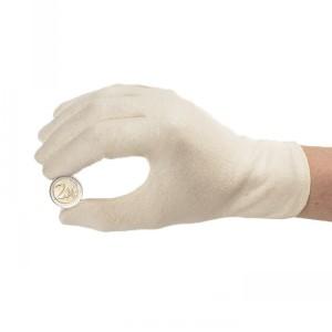 Перчатки из хлопка для монет