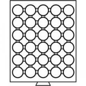 Бокс на 30 монет в капсулах CAPS 31 мм (ПОД ЗАКАЗ)