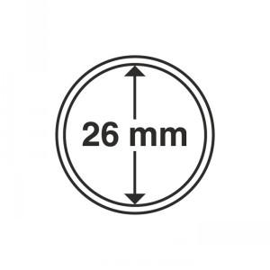 Капсула для монет CAPS 26 мм
