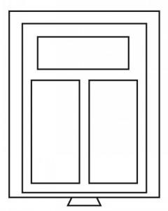 Бокс на 3 прямоугольных ячейки для монет 100х160 мм