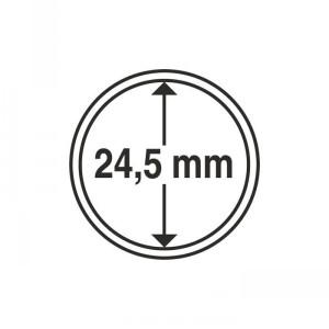 Капсула для монет CAPS 24,5 мм