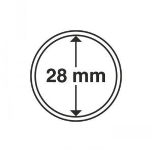 Капсула для монет CAPS 28 мм