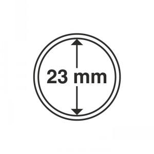 Капсула для монет CAPS 23 мм