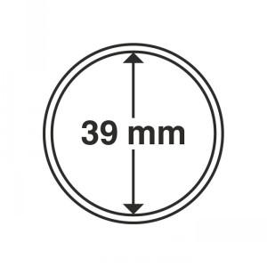 Капсула для монет CAPS 39 мм