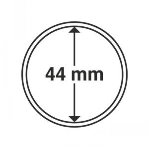 Капсула для монет CAPS 44 мм 10 штук (ПОД ЗАКАЗ)
