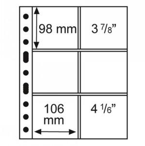 Лист-вкладыш GRANDE 3/2C прозрачный
