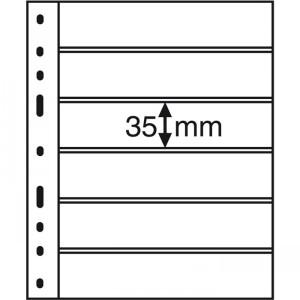 Лист-вкладыш OPTIMA 6S черный
