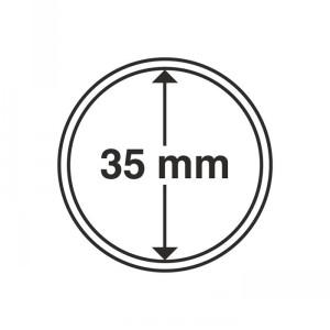 Капсула для монет CAPS 35 мм