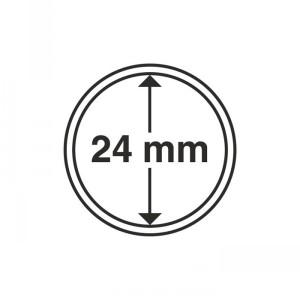 Капсула для монет CAPS 24 мм