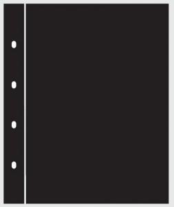 Черный прокладочный лист OPTIMA ZWL XL 10 штук (ПОД ЗАКАЗ)