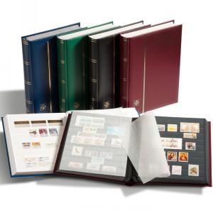 Кляссер COMFORT (64 белых страниц А4, обложка красная) (ПОД ЗАКАЗ)