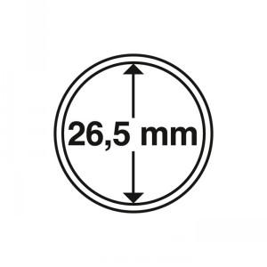 Капсула для монет CAPS 26,5 мм