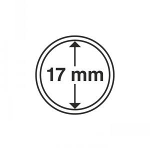 Капсула для монет CAPS 17 мм