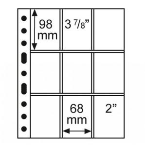 Лист-вкладыш GRANDE 3/3C прозрачный