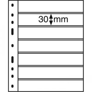 Лист-вкладыш OPTIMA 7S черный