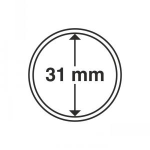 Капсула для монет CAPS 31 мм