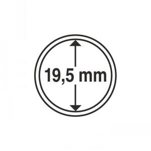 Капсула для монет CAPS 19,5 мм