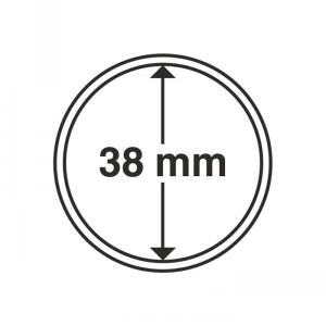 Капсула для монет CAPS 38 мм