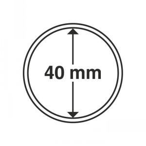 Капсула для монет CAPS 40 мм