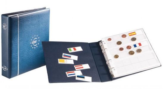Альбом NUMIS на 18 наборов монет евро (ПОД ЗАКАЗ)