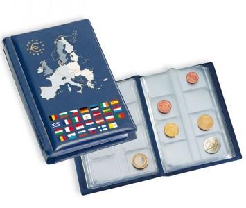 Карманный альбом ROUTE EURO на 12 наборов монет евро (ПОД ЗАКАЗ)
