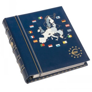 Альбом OPTIMA VISTA для монет евро - том 1 (ПОД ЗАКАЗ)
