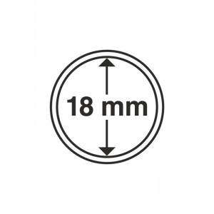 Капсула для монет CAPS 18 мм