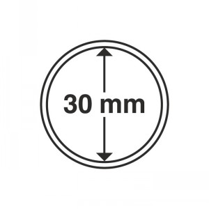 Капсула для монет CAPS 30 мм