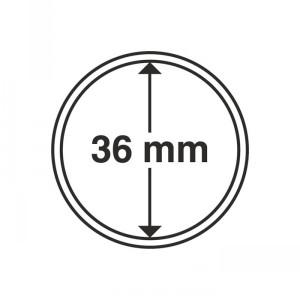 Капсула для монет CAPS 36 мм