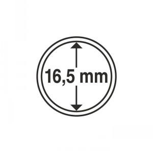 Капсула для монет CAPS 16,5 мм