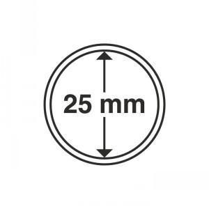 Капсула для монет CAPS 25 мм