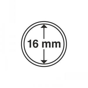 Капсула для монет CAPS 16 мм