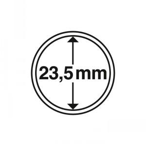 Капсула для монет CAPS 23,5 мм