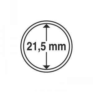 Капсула для монет CAPS 21,5 мм