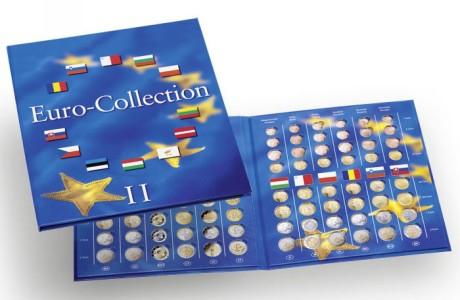 Альбом PRESSO для монет евро - том 2