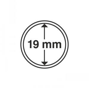 Капсула для монет CAPS 19 мм