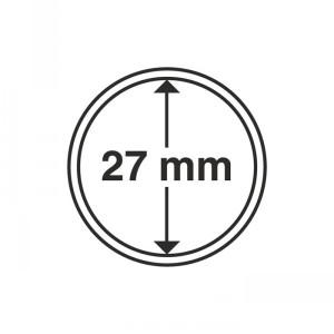 Капсула для монет CAPS 27 мм