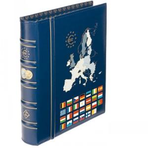 Папка-переплет OPTIMA VISTA для монет евро (ПОД ЗАКАЗ)