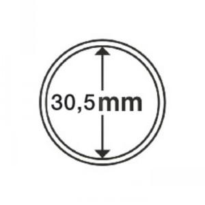 Капсула для монет CAPS 30,5 мм