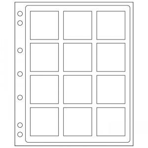 Лист-вкладыш GRANDE ENCAP QXL 12 ячеек