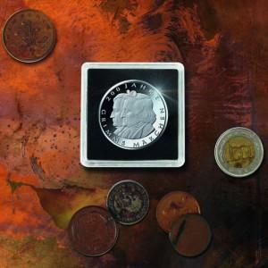 Капсула для монет QUADRUM INTERCEPT 14 мм