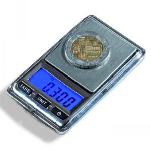 Цифровые весы для монет LIBRA MINI (ПОД ЗАКАЗ)