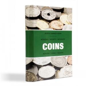 Карманный альбом COINS на 48 монет до 33 мм (ПОД ЗАКАЗ)