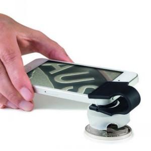 Микроскоп цифровой 60 кратный - макролинза PHONESCOPE для смартфона